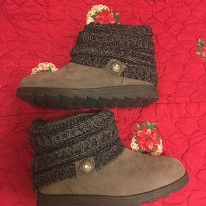 Muk Luks Shoes - Muk Luks Short Boots